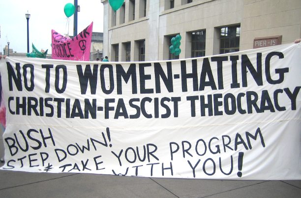 Pictures: Pro-Choice Demonstrations